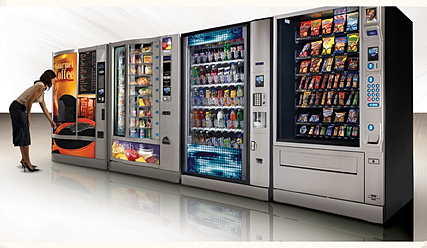 vending machine companies michigan