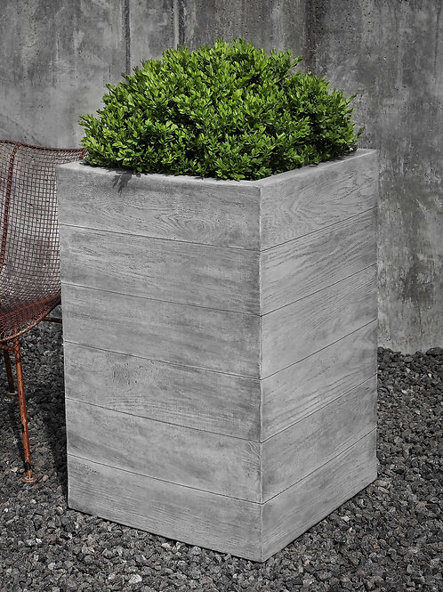 Ch�nes Brut Tall Box Planter