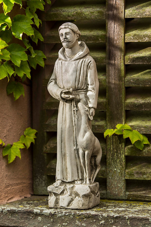 Small St. Francis with Animals