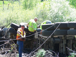 Tractor Truck Recovery