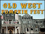 Old West Pumpkin Fest Columbia Station
