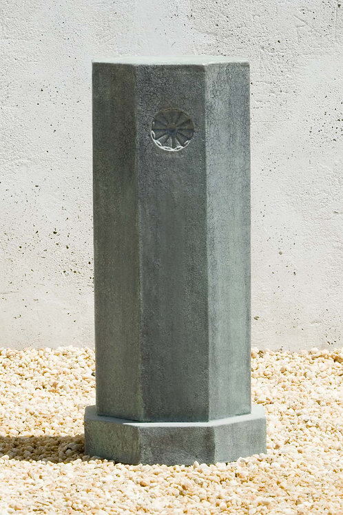 Tall Octagonal Pedestal