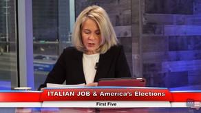 Italian Job & America's Elections; YUGE Day; People & Pence; Georgia Senate Races 1.6.21