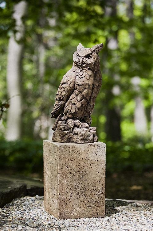Large Horned Owl