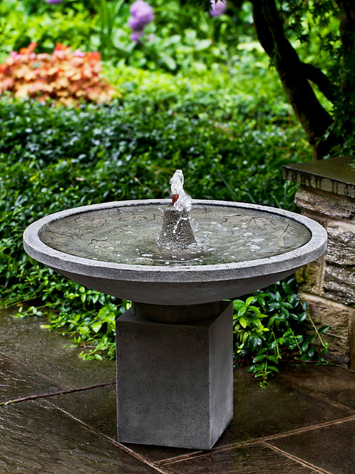 Autumn Leaves Fountain