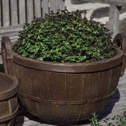 Apple Basket Planter, Large