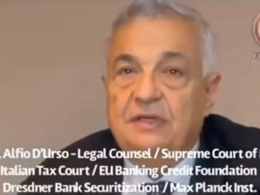 Alfino D'Urso Legal Counsel Supreme Court of Italy