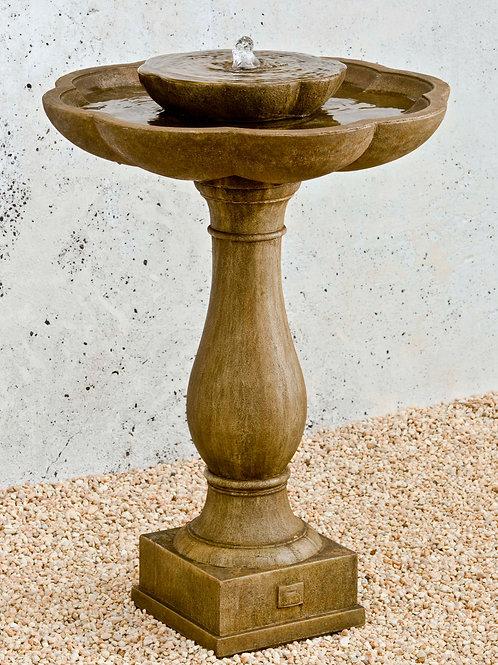 Flores Pedestal Ftn