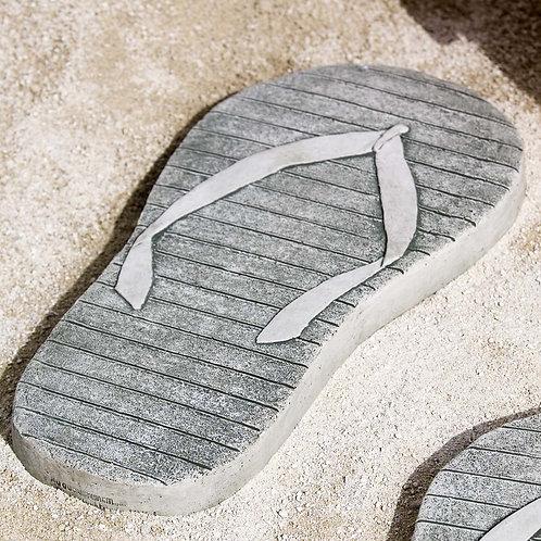 Flip Flop Stepping Stone - Left