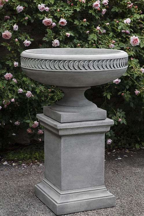 Chatham Urn w/ Greenwich Pedestal P-701 and PD-192