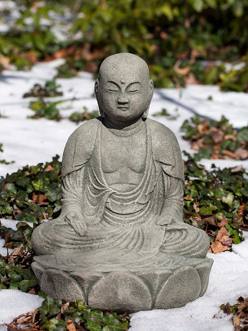 Morris Seated Buddha