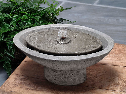 Zen Oval Fountain