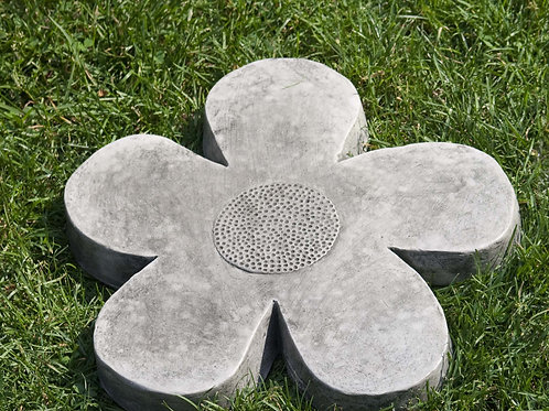 Flower Power Stepping Stone Med