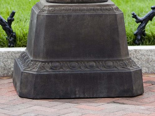 Smithsonian Egg & Dart Pedestal