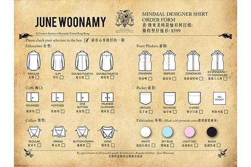 Minimal Designer Shirt