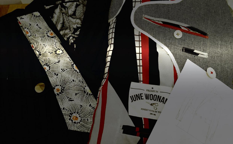 Artisanal Tailoring - design