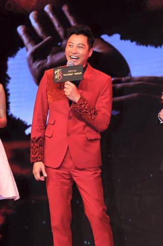 「葉問3」上海首映禮