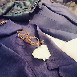 JUNE WOONAMY - Bespoke Suits