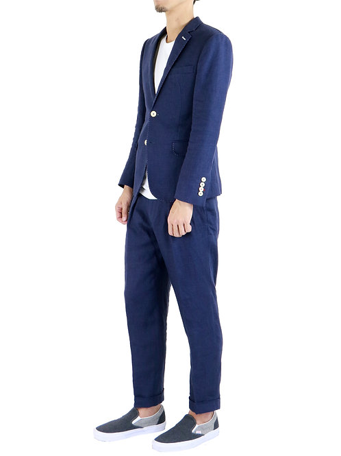 St. Tropez Linen Cotton Designer-Fit Suit