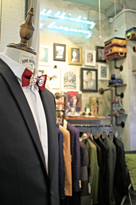 JUNE WOONAMY - Storefront