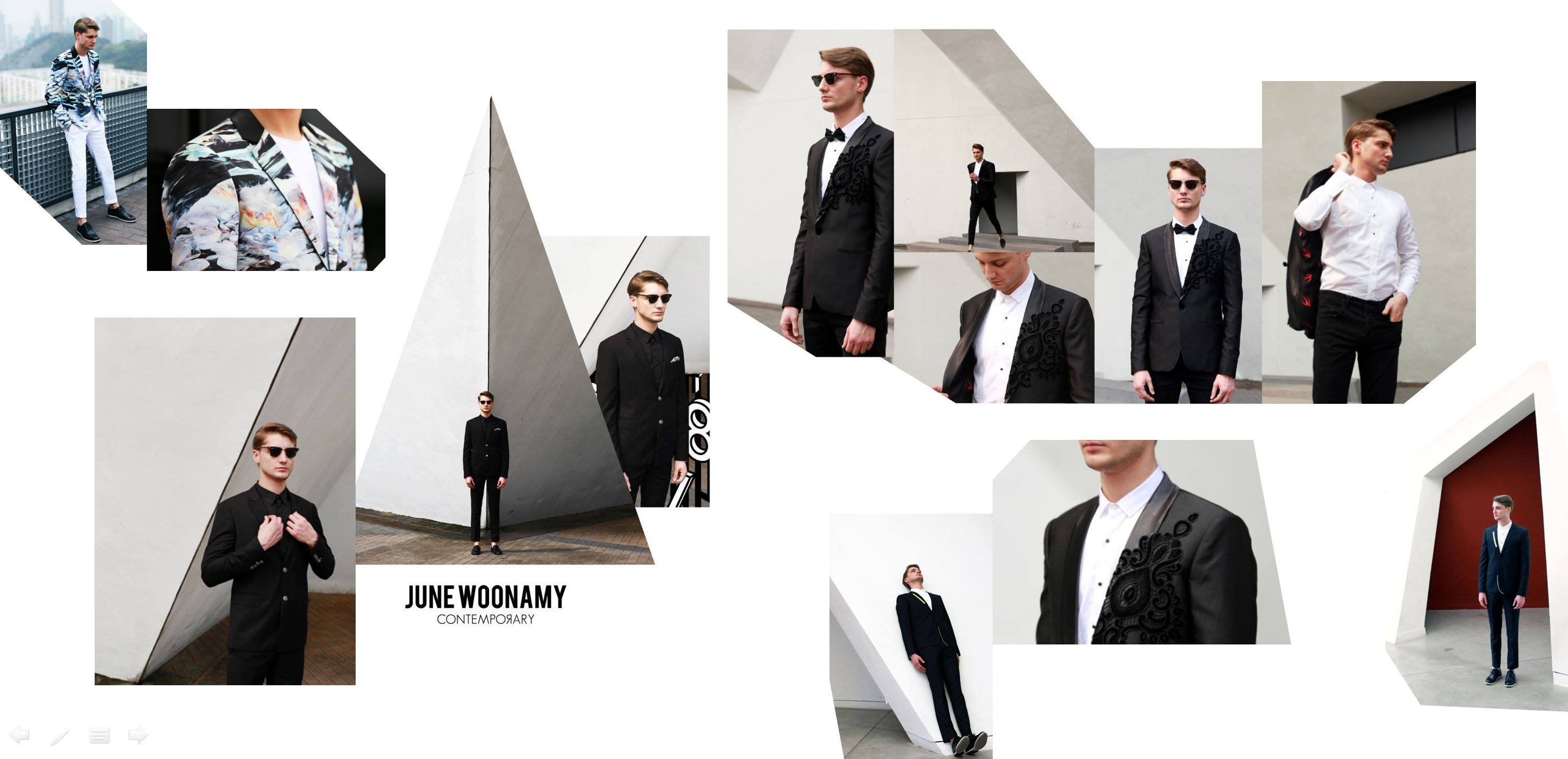 JUNE WOONAMY - Brand Video - Contemporary
