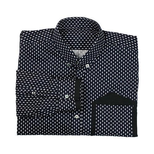 Black Arrow Designer Cotton Shirt