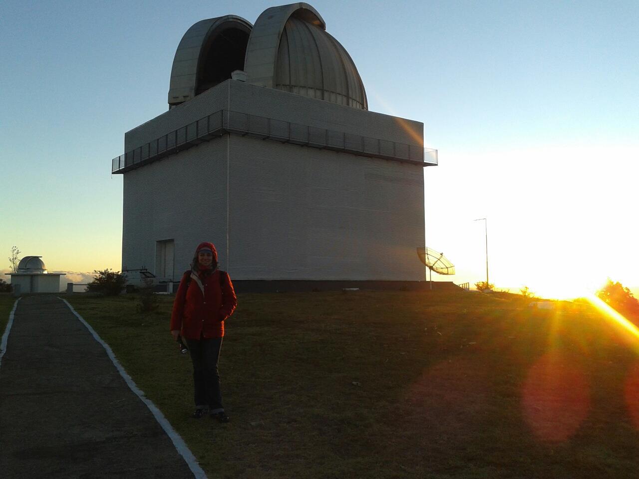 OPD/LNA Observatory, Brazil. 2012.