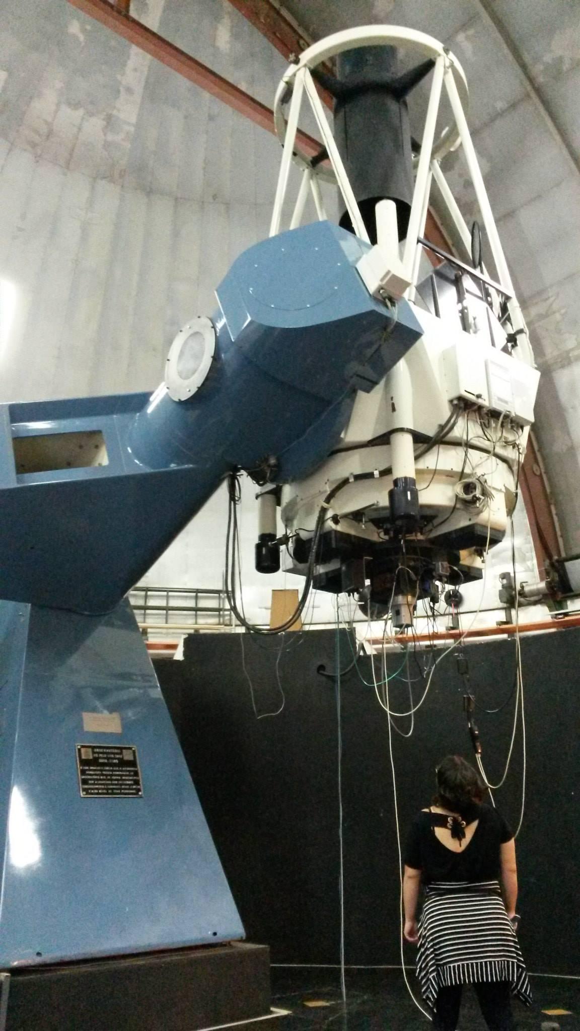OPD/LNA Observatory, Brazil. 2014.