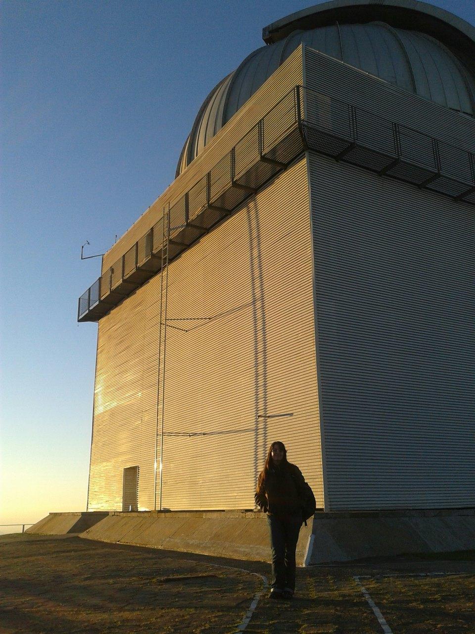 OPD/LNA Observatory, Brazil. 2016.