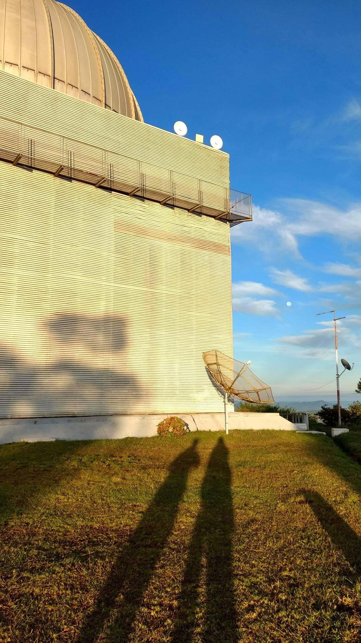 OPD/LNA Observatory, Brazil. 2017.