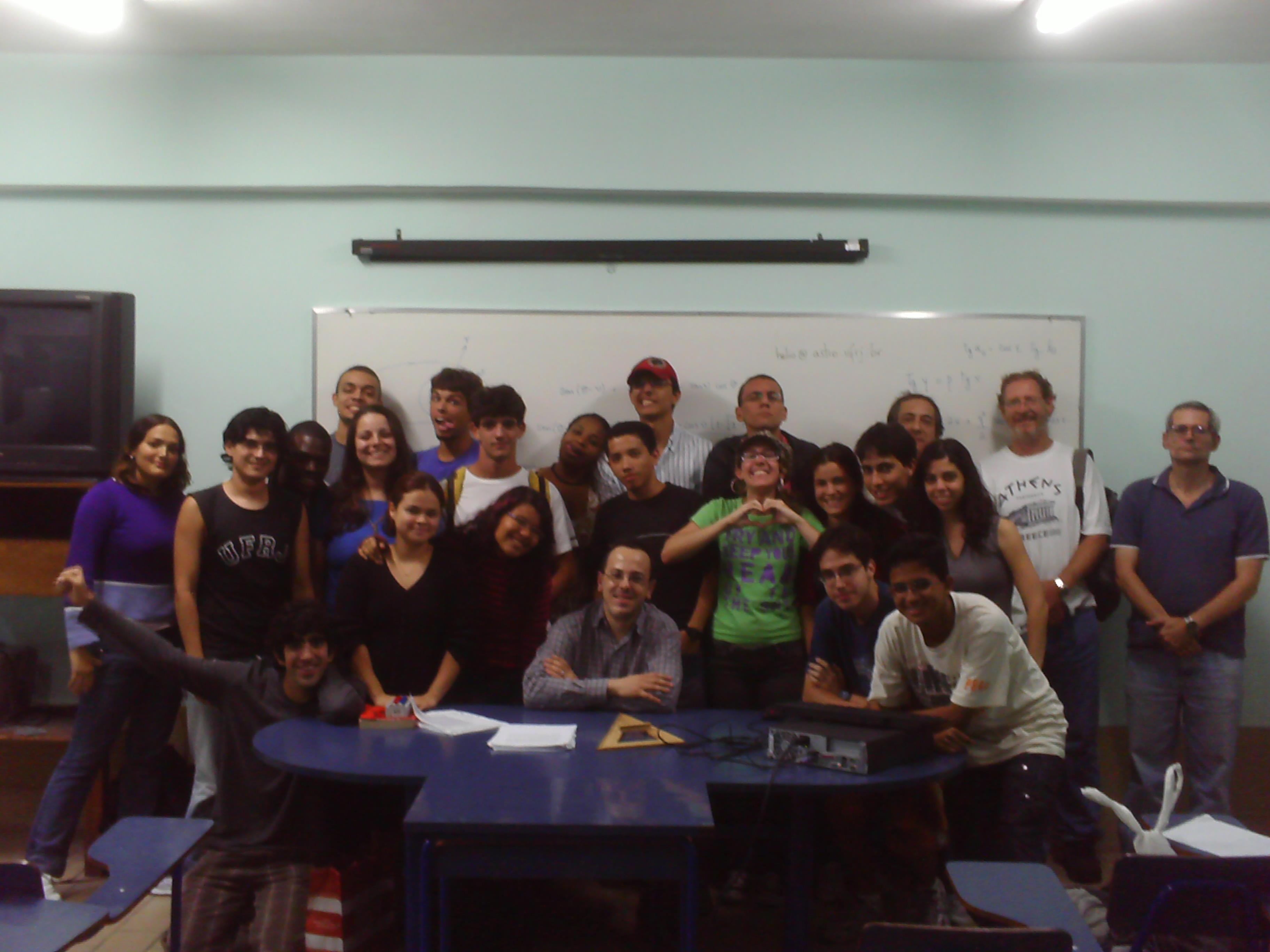 OV/UFRJ, Brazil, 2008