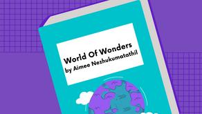 NovelReads: World Of Wonders By Aimee Nezhukumatathil