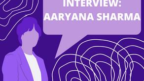 [PROFILE] April 2021 Contest Winner: Aaryana Sharma