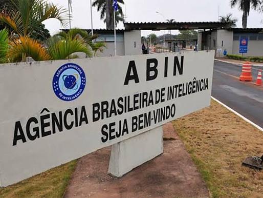 ABIN NAO É AUTORA DE RELATORIO PARA AUXILIAR DEFESA DE SENADOR CONFORME INVESTIGAÇÃO