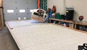 Canvas Products of Eagle River - Pontoon Restoration