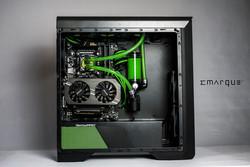 Emarque Emerald - Tecware Alpha