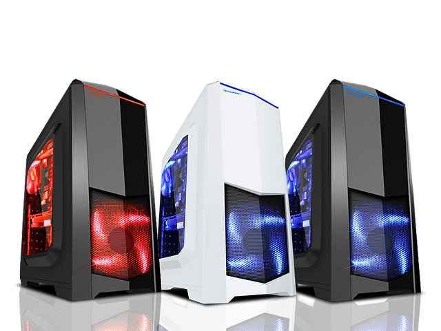 Tecware Raiden Elite Case