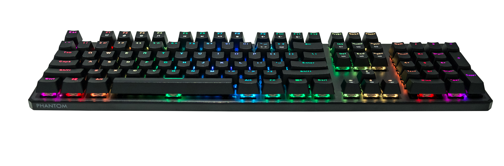 Phantom Mechanical Keyboard | Tecware Keyboards