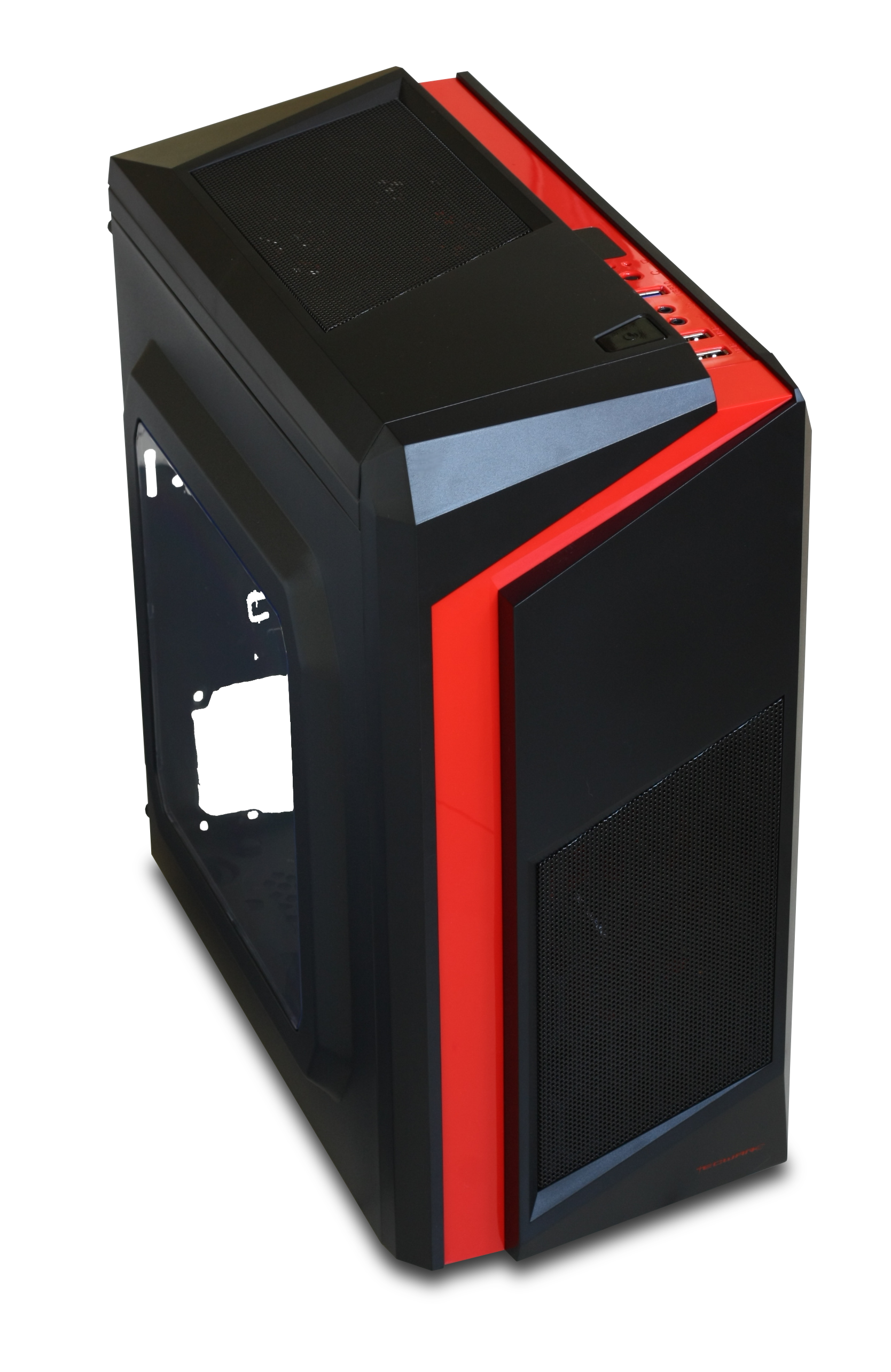 F3 Gaming Tecware Mid Tower Gaming Case