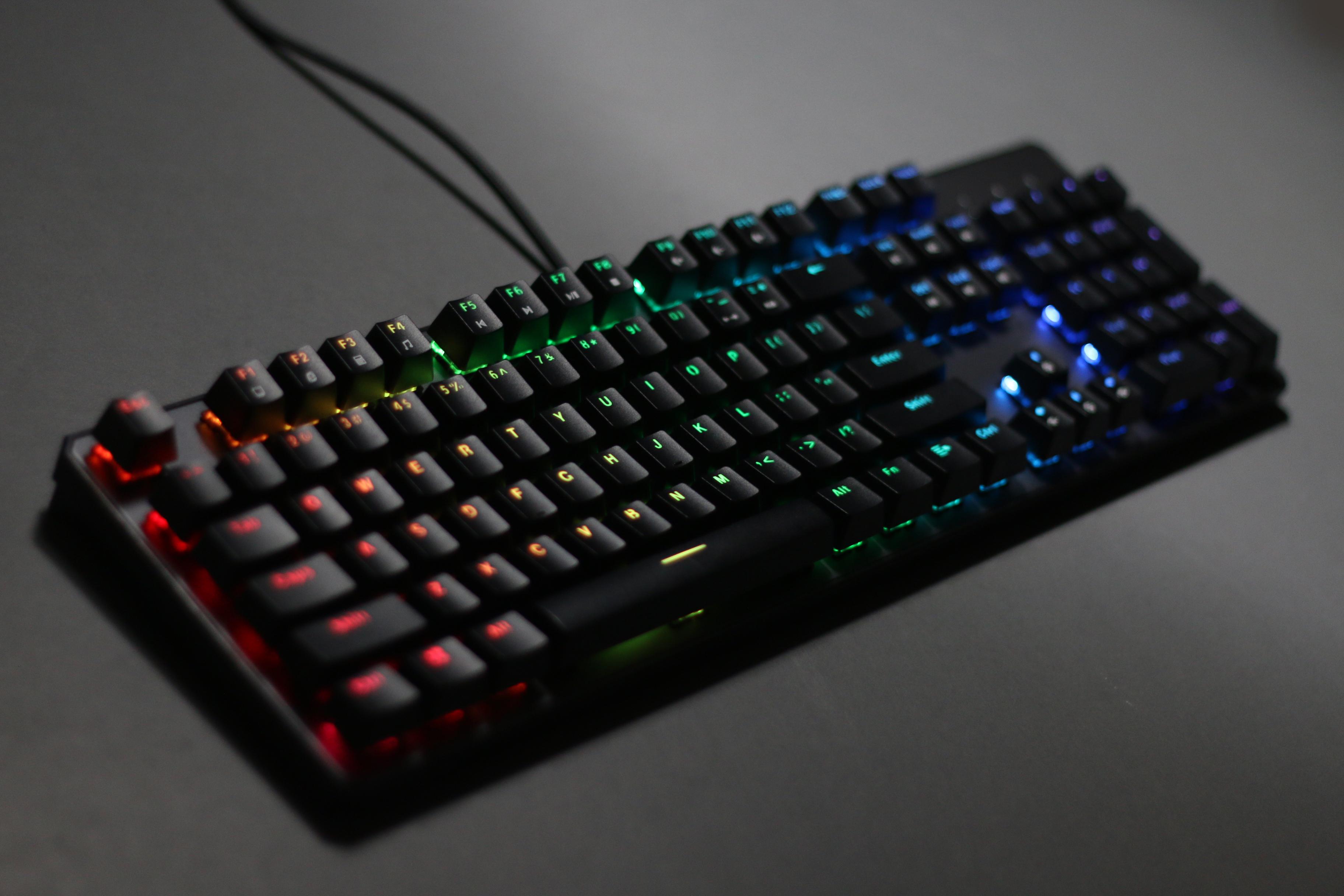 Phantom Mechanical Keyboard | Tecware Keyboards