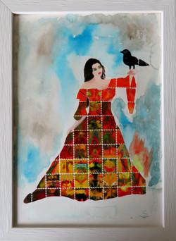 Girls of Art in Art I