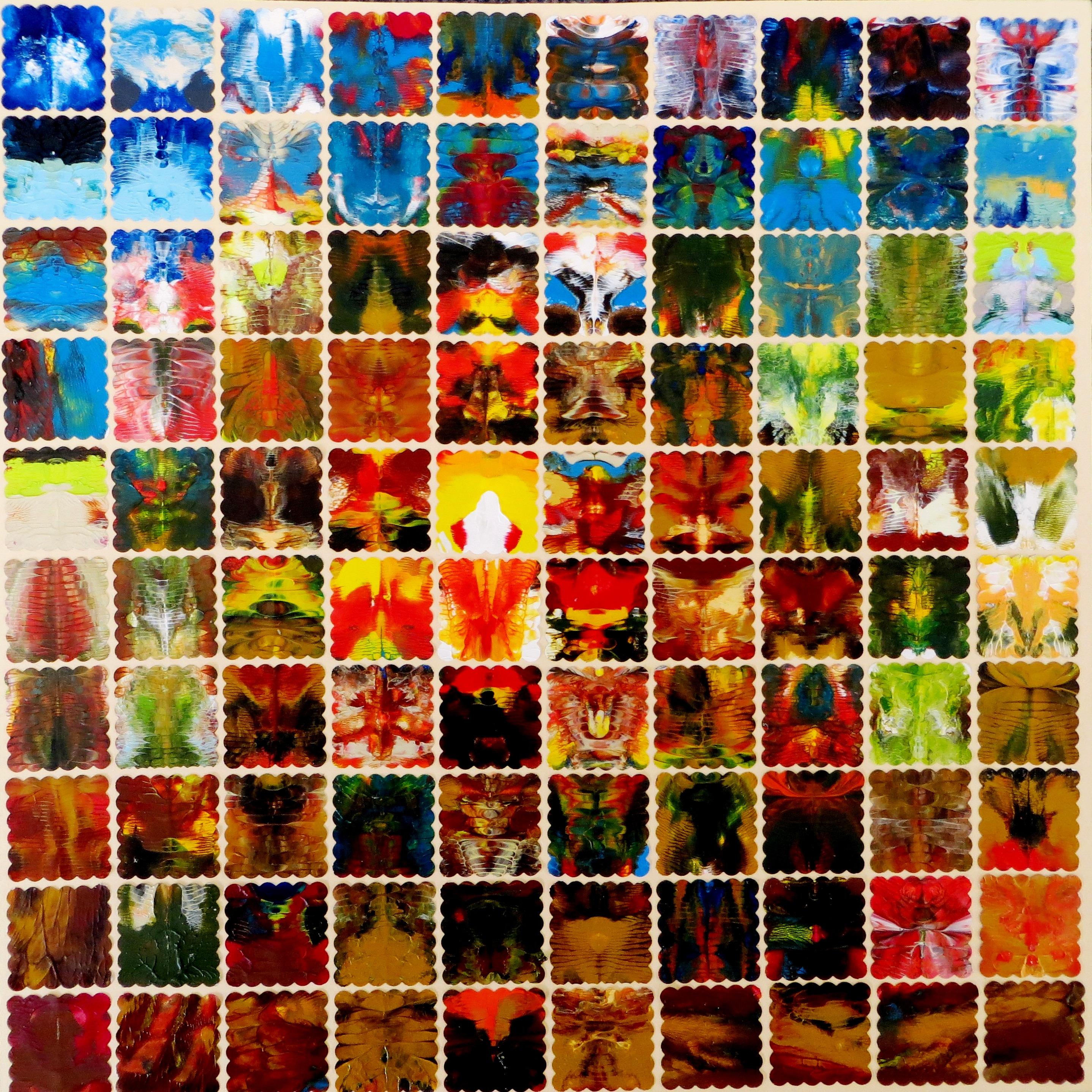 Mosaik I (30x30)  Art in Art_bearbeitet.
