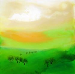 Landschaft 1 (verkauft)