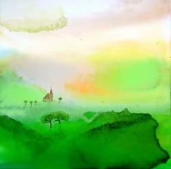 Landschaft 2   (verkauft)