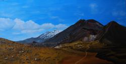 Ruapehu, Ngauruhoe, Tongariro