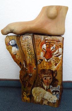 Mensch und Tier - Holz-Styrodur (Seite2)