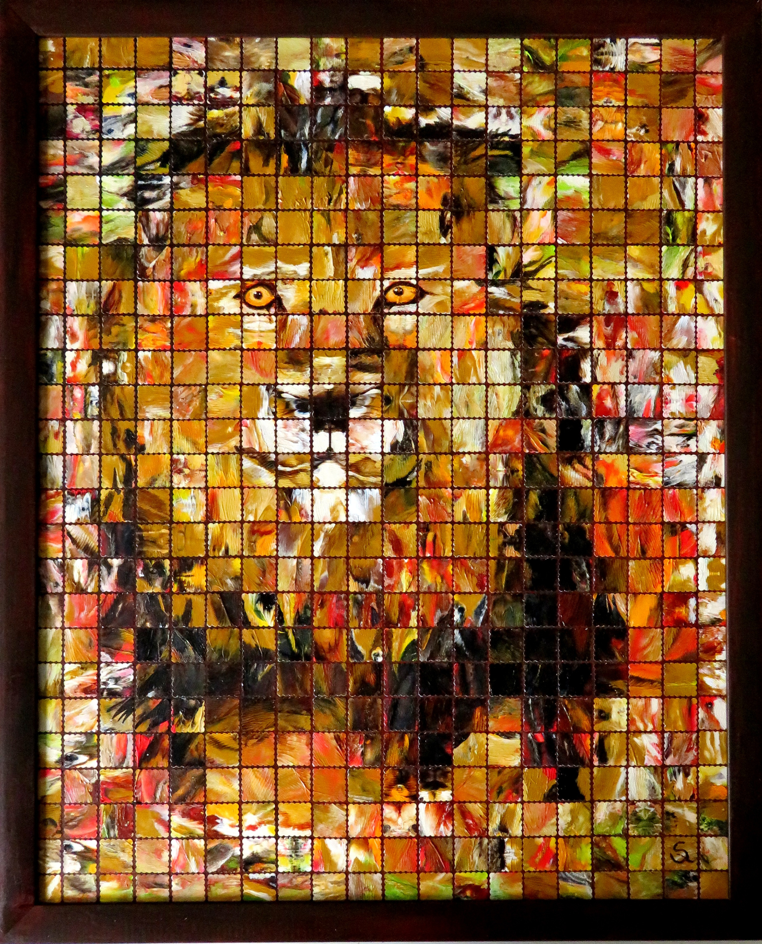 The King (53x43)  Art in Art_bearbeitet.