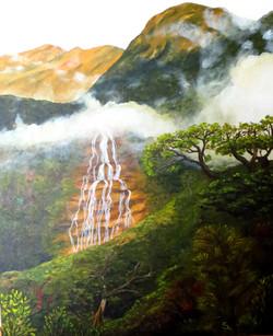 Auf dem Weg zu den Doubtful Sounds (60x5