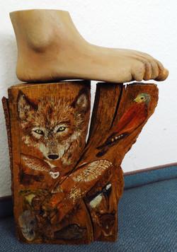 Mensch und Tier - Holz-Styrodur (Seite1)