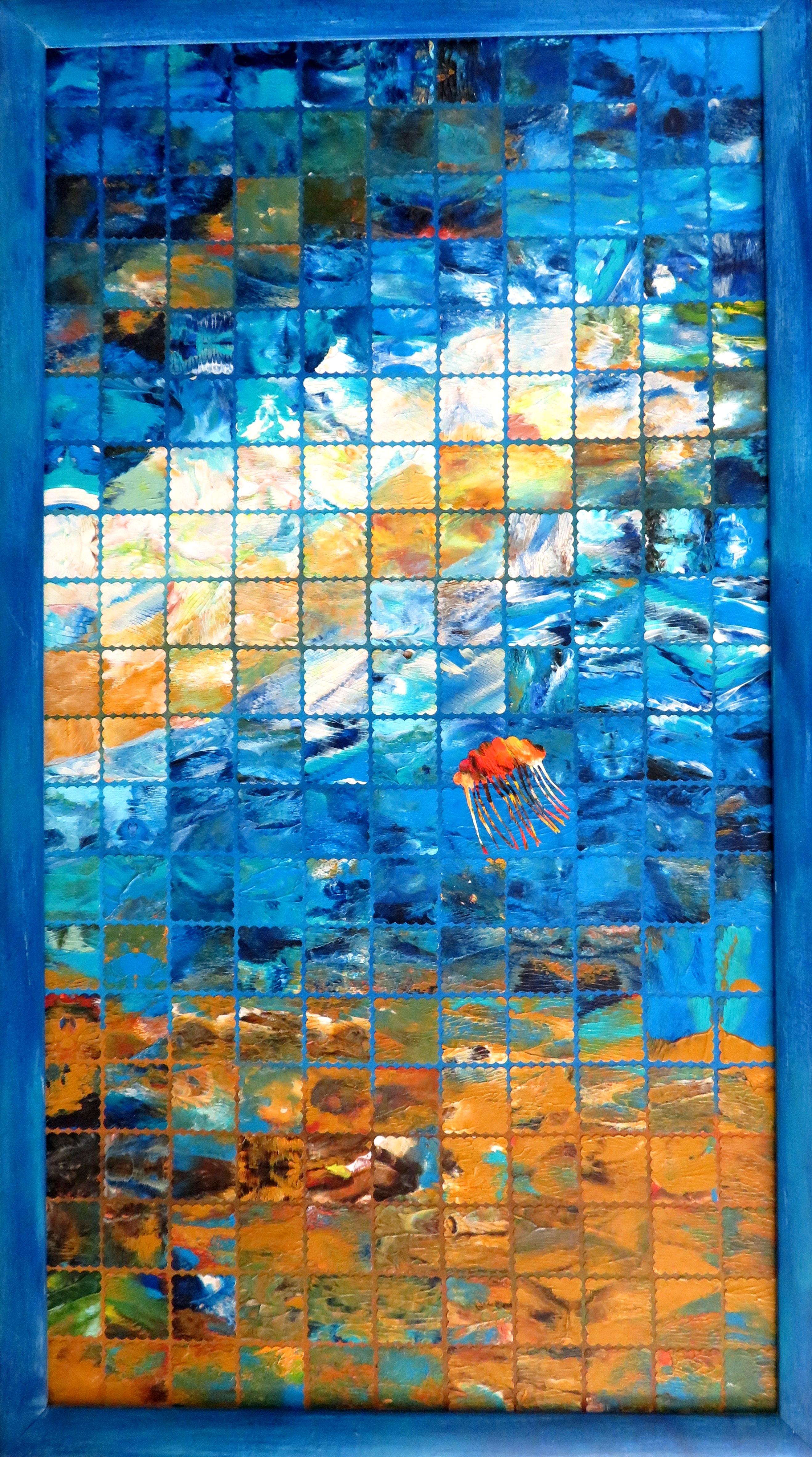 Abgetaucht- Triptychon (64x35) (3)